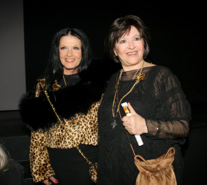 Μάρθα Καραγιάννη και Ζωζώ Σαπουντζάκη