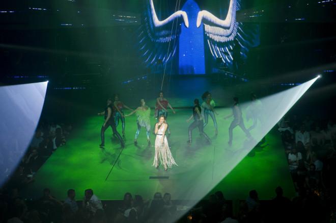 Πρεμιέρα για Ρέμο – Βανδή στο «Αθηνών Αρένα» 2