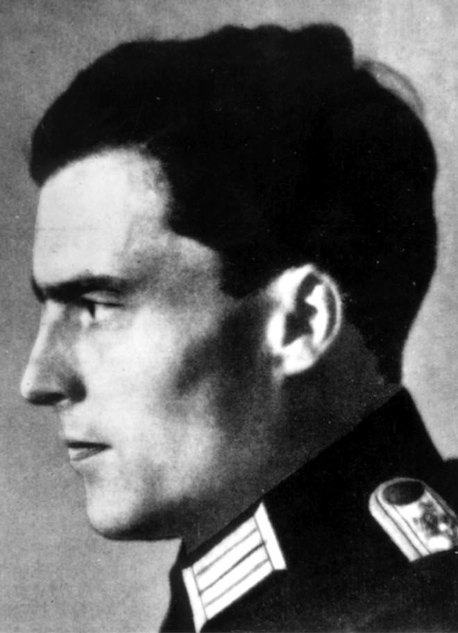 Κλάους Σενκ φον Στάουφενμπεργκ