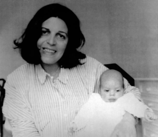 Η Χριστίνα Ωνάση με την κόρη της Αθηνά