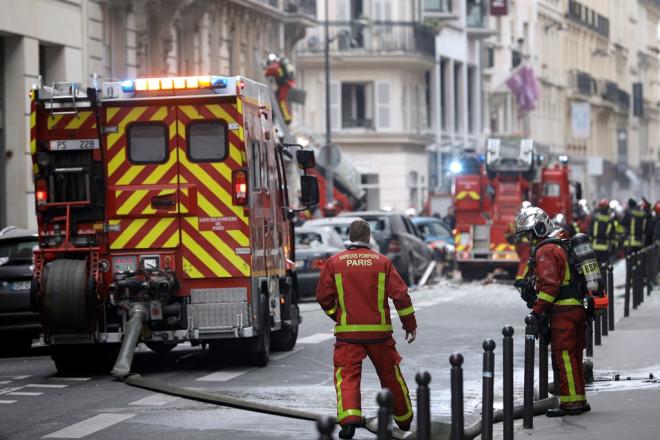 Μεγάλες καταστροφές από την έκρηξη στο Παρίσι