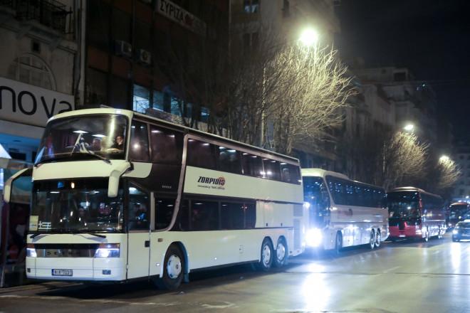 Δεκάδες πούλμαν ξεκίνησαν από τη Θεσσαλονίκη για το συλλαλητήριο της Αθήνας  - φωτογραφία  Intimenews ΤΟΣΙΔΗΣ ΔΗΜΗΤΡΗΣ 765f81ec8d7