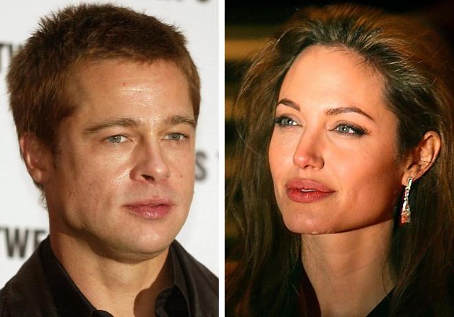 Αngelina Jolie-Brad Pitt