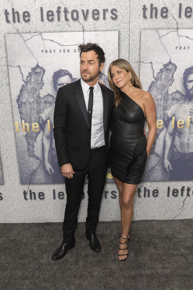 Jennifer Aniston - Justin Theroux
