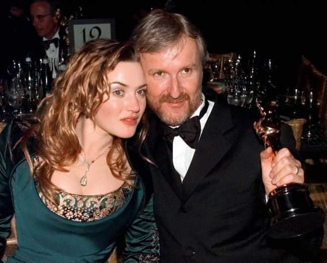 Kate Winslet - James Cameron