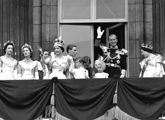 Η ενθρόνιση της Βασίλισσα Ελισάβετ