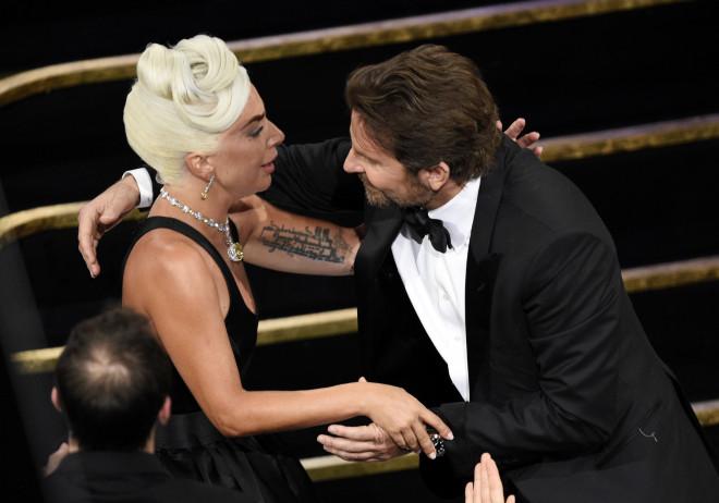 Bradley Cooper Lady Gaga