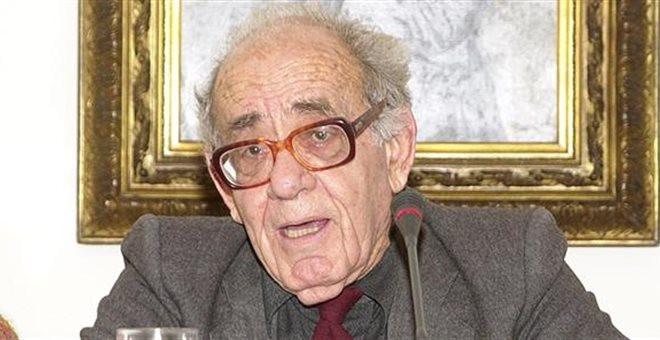 Δημήτρης Κουλουριάνος σε μεγάλη ηλικία