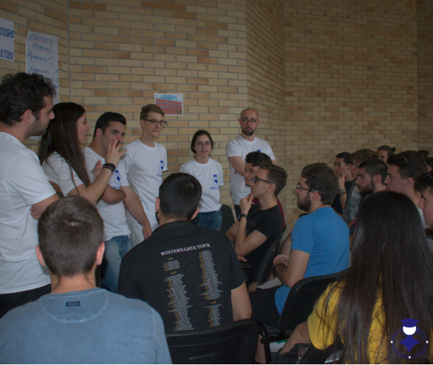 Session Ανοιχτών Διαλόγων Μαθητών-Φοιτητών, UNIque Days