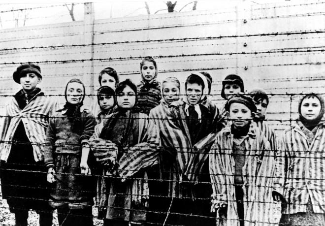 Φυλακισμένοι στο Άουσβιτς