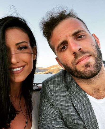 Ο Νίκος Παππάς και η Μαρία Λαθούρη