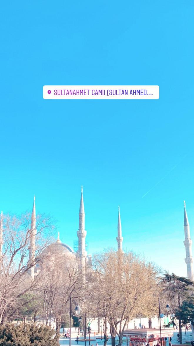 Αθηνά Οικονομάκου: Απόδραση στην Κωνσταντινούπολη!