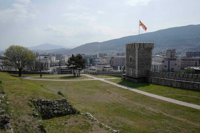 Μεσαιωνικό φρούριο των Σκοπίων