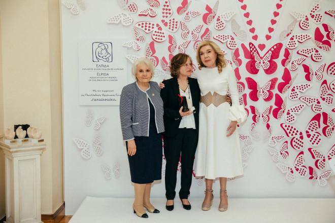 Μαρία Γιαννίρη, Χρυσούλα Κοροβέση, Μαριάννα Β. Βαρδινογιάννη