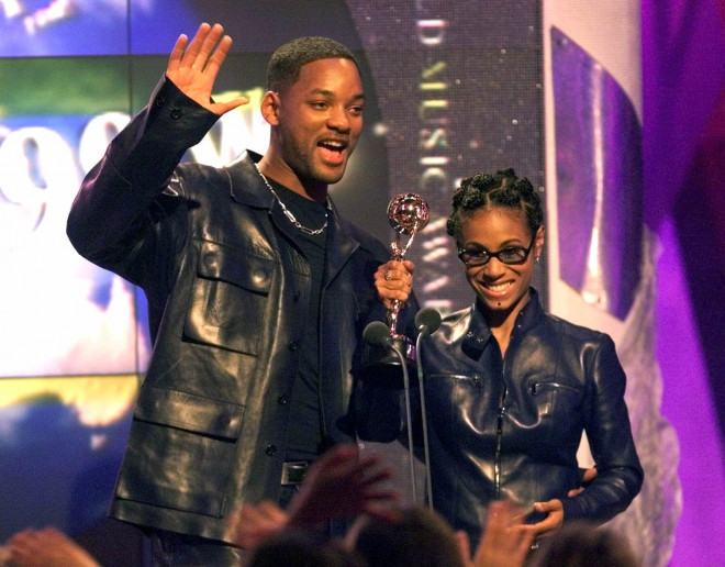 Will Smith και Jada Pinkett Smith
