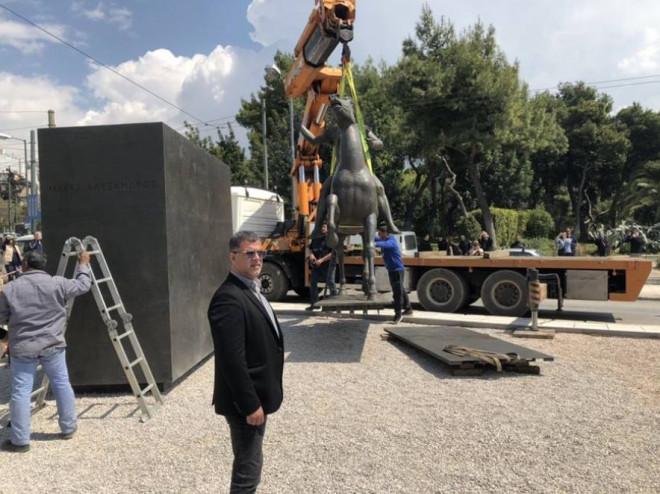 ΟΓιώργος Αποστολόπουλος
