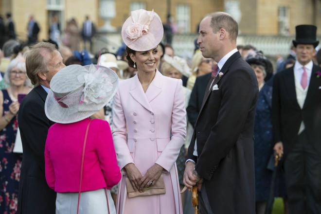 Kate Middleton garden party 2019