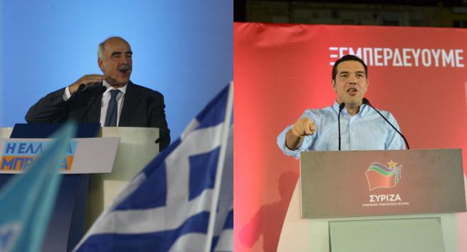 Μεϊμαράκης - Τσίπρας το 2015
