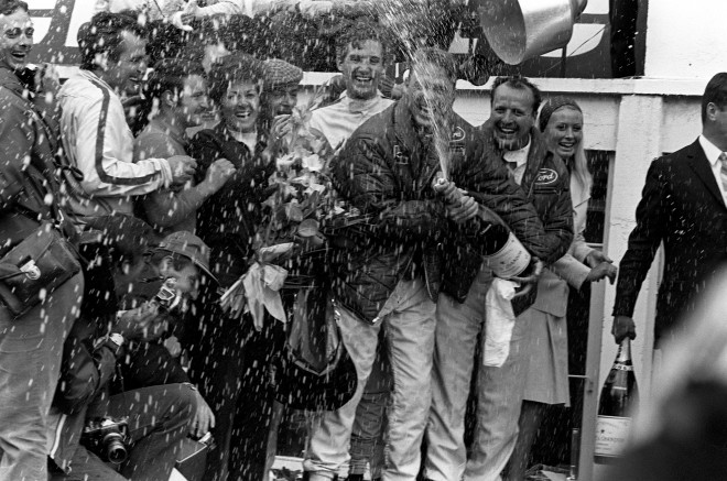 24 Heures Du Mans -  Dan Gurney και A.J. Foyt
