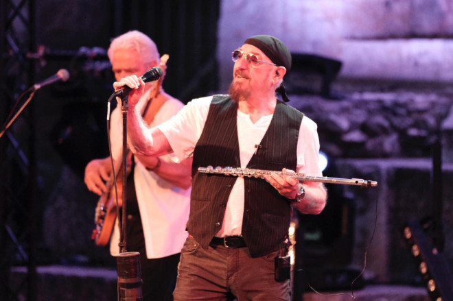 Συναυλία των Jethro Tull στην Ελλάδα