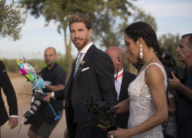 Γάμος Ράμος-Ρούμπιο