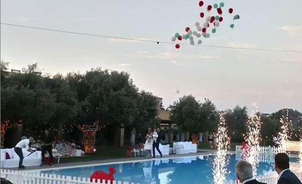 Γάμος και βάφτιση Σάμαρη - Δελλή