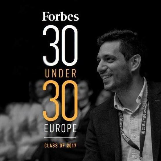 Η λίστα Forbes με τον κ. Κυρανάκη
