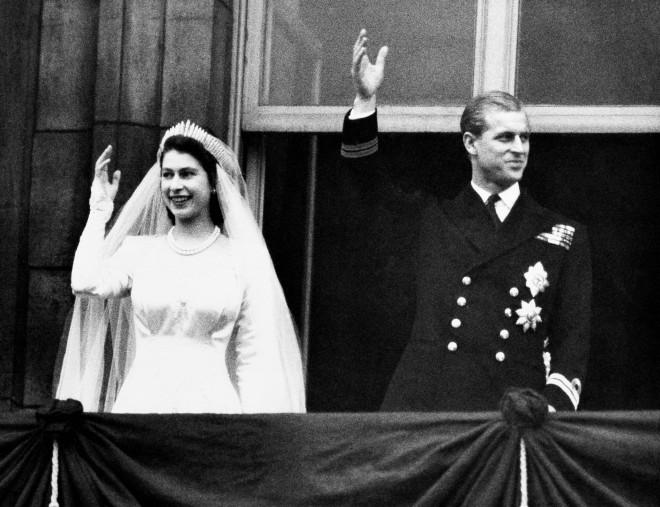 πρίγκιπας φίλιππος βασίλισσα ελισαβετ γαμος
