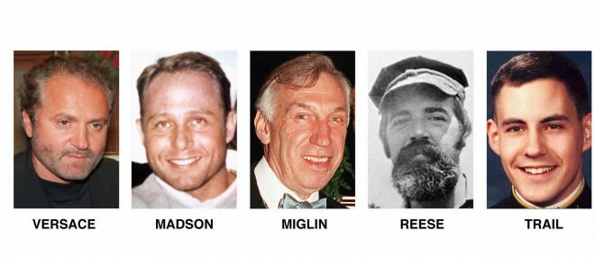Θύματα Cunanan