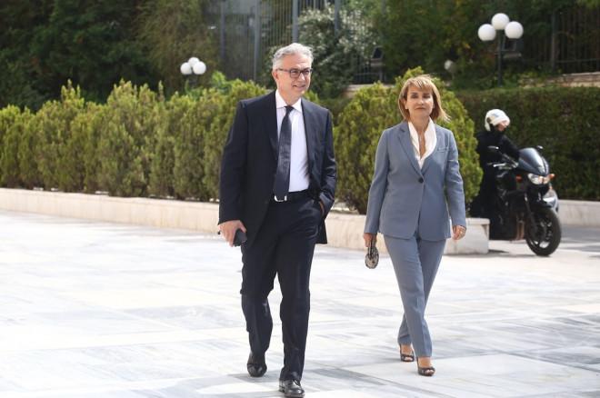 Θεόδωρος Ρουσόπουλος - Μάρα Ζαχαρέα