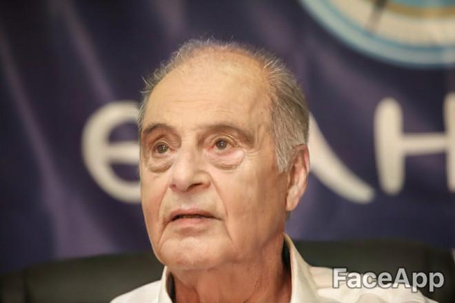Ο Κυριάκος Βελόπουλος στο FaceApp
