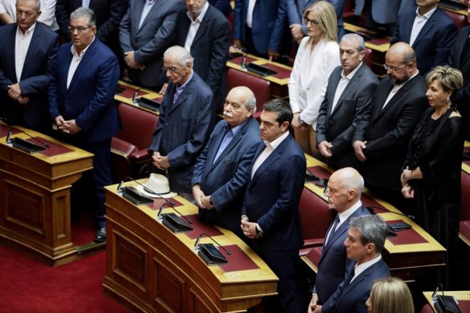 Αλέξης Τσίπρας και ΚΟ ΣΥΡΙΖΑ