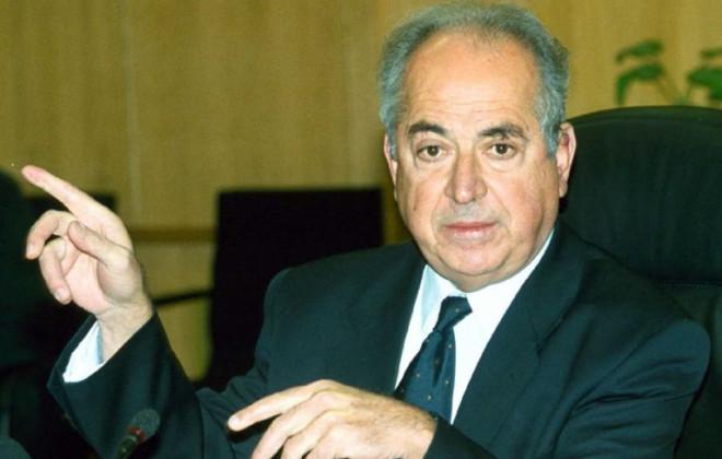 O πρώην υφυπουργός Δημήτρης Αποστολάκης