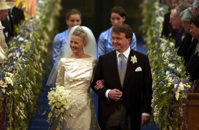 Ο γάμος τουΓιόχαν Φρίζο με την Μάμπελ Βίσε Σμιτ