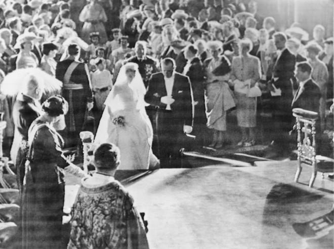 Ο γάμος της Grace Kelly