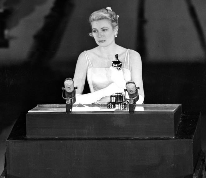 Η Grace Kellyήταν βραβευμένη με Όσκαρ