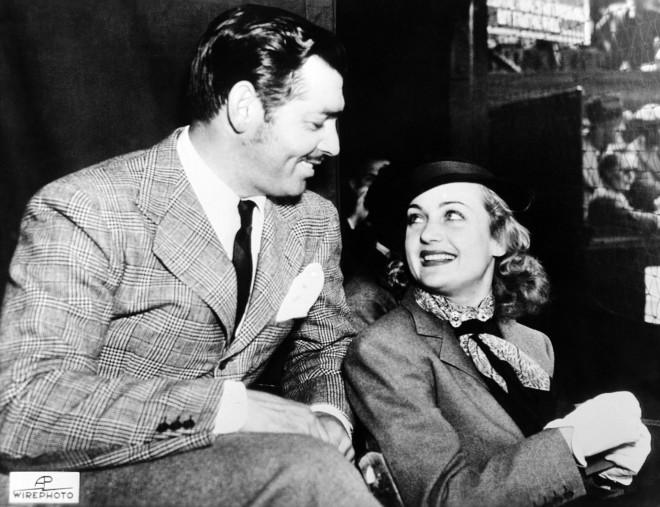 H Carole Lombard και ο Clark Gable