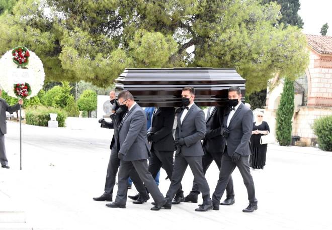 Κηδεία Κώστα Φυσσούν