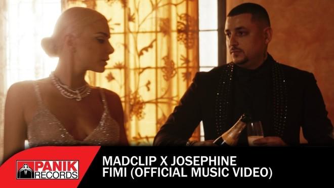 Fimi Mad Clip x Josephine σε μία συνεργασία έκπληξη