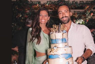 Χριστίνα Μπόμπα Το υπέρλαμπρο πάρτι γενεθλίων σε γνωστό στέκι της Αθήνας