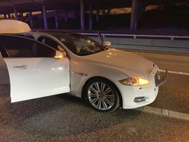 Το αυτοκίνητο που έπεσε πάνω σε διαδηλωτές στο Σιάτλ