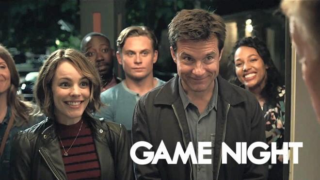 GAME NIGHT Μία ξεκαρδιστική κωμωδία σε Α' τηλεοπτική προβολή στο Star!