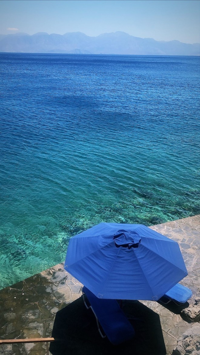 Χρήστος Μάστορας Διακοπές στην Κρήτη μαζί με τη Χριστίνα Παπαδέλη