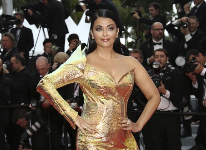 Η διάσημη Ινδή ηθοποιός, Αϊσουάρια Ράι Μπατσάν