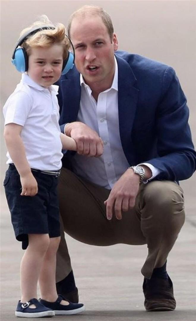 Πρίγκιπας Τζορτζ Πρίγκιπας Γουίλιαμ
