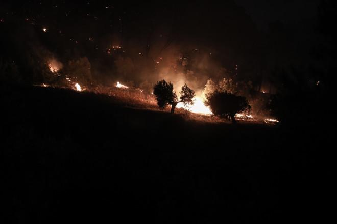 Φωτιά Κόρινθος 3