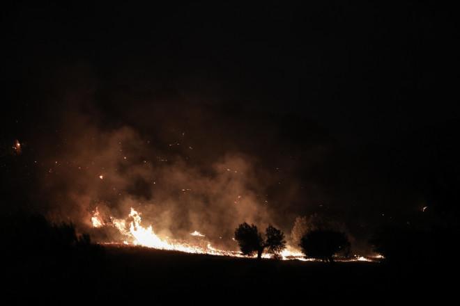 Φωτιά Κόρινθος 2