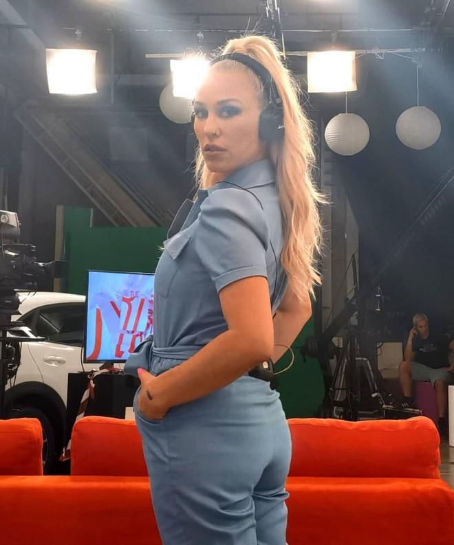 Πηνελόπη Αναστασοπούλου Έχασε 14 κιλά και υπάρχει λόγος