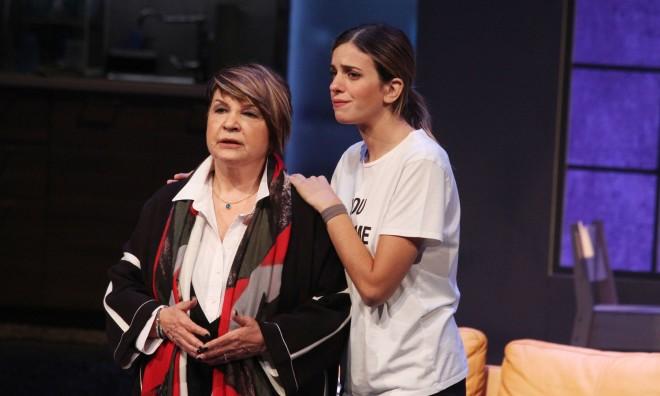 Κατιάνα Μπαλανίκα και Αλεξάνδρα Ταβουλάρη