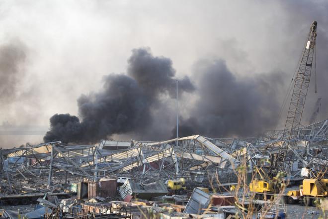 Βηρυτός Έκρηξη 1